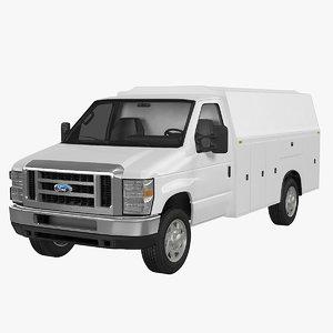 e-series service truck max