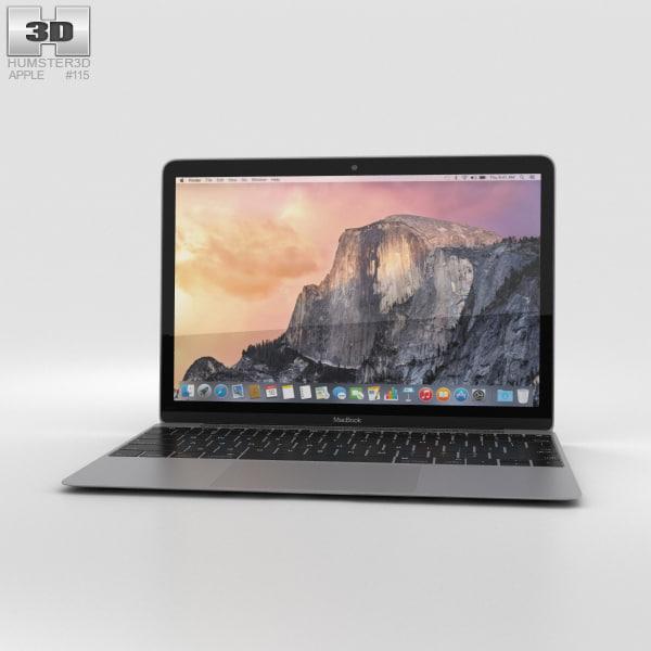 3ds apple macbook mac