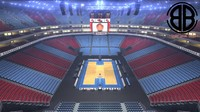 Basketball Arena V2
