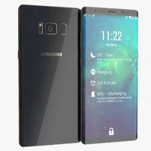 samsung galaxy s8 3d max