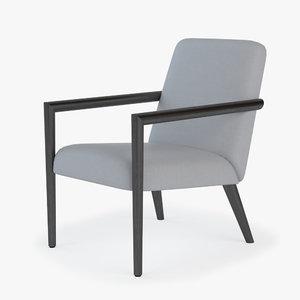 max bright chair zack arm