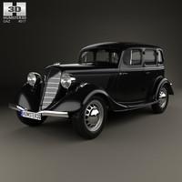 GAZ M1 1936