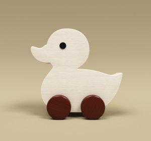 duck toy 3ds