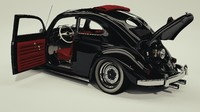 3d beetle 1952 custom model