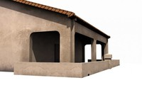 3ds small house