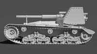 3d tank ansaldo