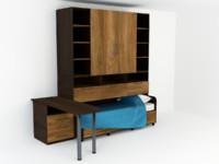 3d model furniture