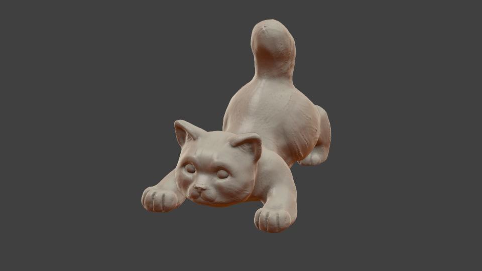 little cat 3ds