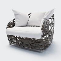 artefacto rigel malacca chair 3d max