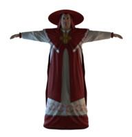 clerigo roma character ma