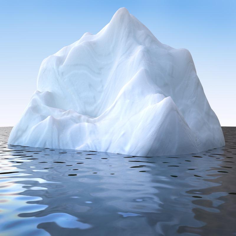 3d iceberg v1