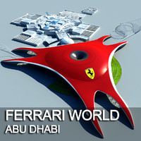 ferrari world abu dhabi max
