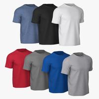 t shirt v2 7 3d max