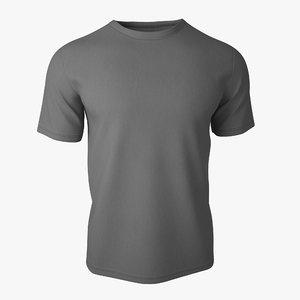 max t shirt v2 grey