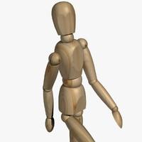 3d dummy gestalta model