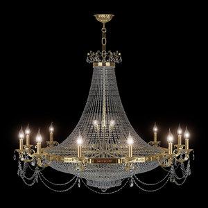 chandelier lodi 3d max