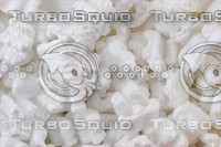 Foam plastic crumb