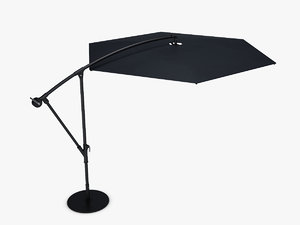 patio umbrella 3d fbx