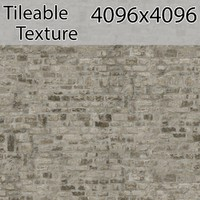 Perfectly Seamless Texture Brick 00011