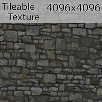 Perfectly Seamless Texture Brick 00022