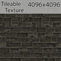Perfectly Seamless Texture Brick 00033