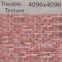 Perfectly Seamless Texture Brick 00045