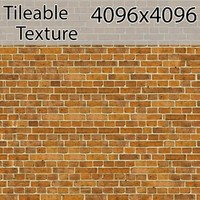 Perfectly Seamless Texture Brick 00048