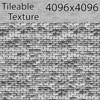 Perfectly Seamless Texture Brick 00054