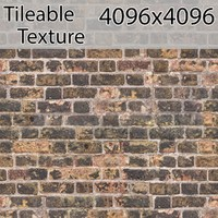 Perfectly Seamless Texture Brick 00055
