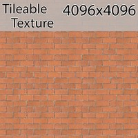 Perfectly Seamless Texture Brick 00056