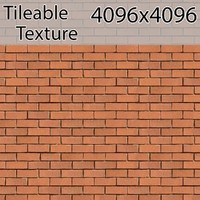 Perfectly Seamless Texture Brick 00057