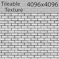 Perfectly Seamless Texture Brick 00062