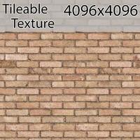Perfectly Seamless Texture Brick 00065