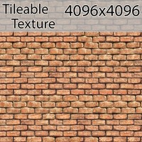 Perfectly Seamless Texture Brick 00067