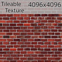Perfectly Seamless Texture Brick 00068