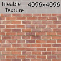 Perfectly Seamless Texture Brick 00069