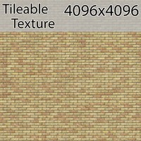 Perfectly Seamless Texture Brick 00070