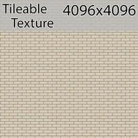 Perfectly Seamless Texture Brick 00072