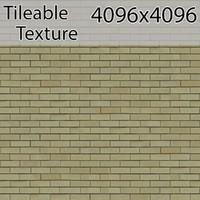Perfectly Seamless Texture Brick 00073