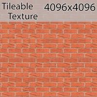Perfectly Seamless Texture Brick 00075
