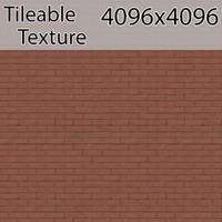 Perfectly Seamless Texture Brick 00077