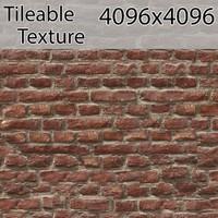 Perfectly Seamless Texture Brick 00078