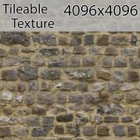 Perfectly Seamless Texture Brick 00080