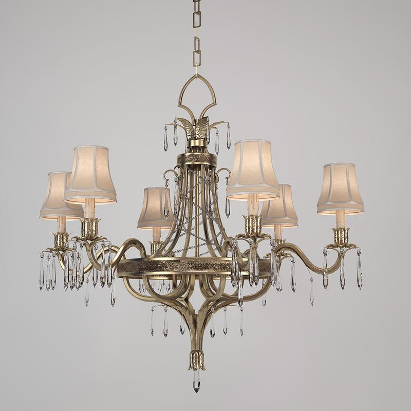 lamps chandelier max