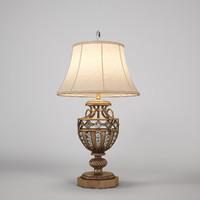 fine art lamps 172510 3d model