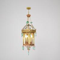 fine art lamps 582140 3d model