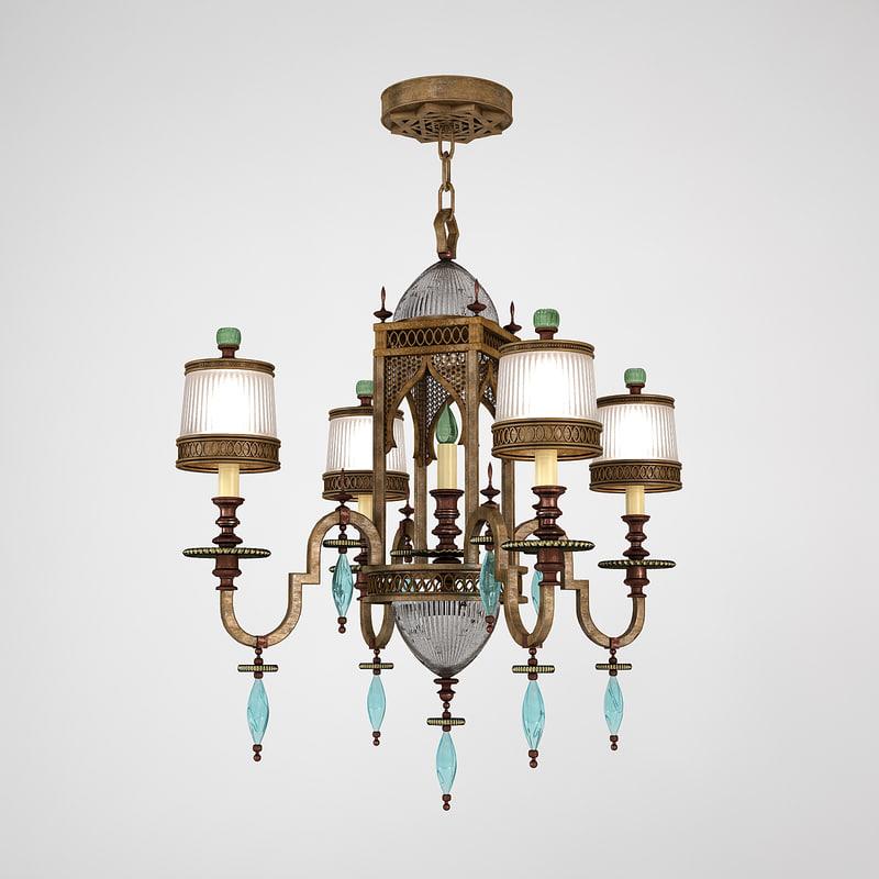 3d fine art lamps