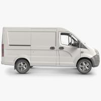 Sobol Panel Van