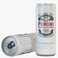 330ml Sleek Can - Peroni