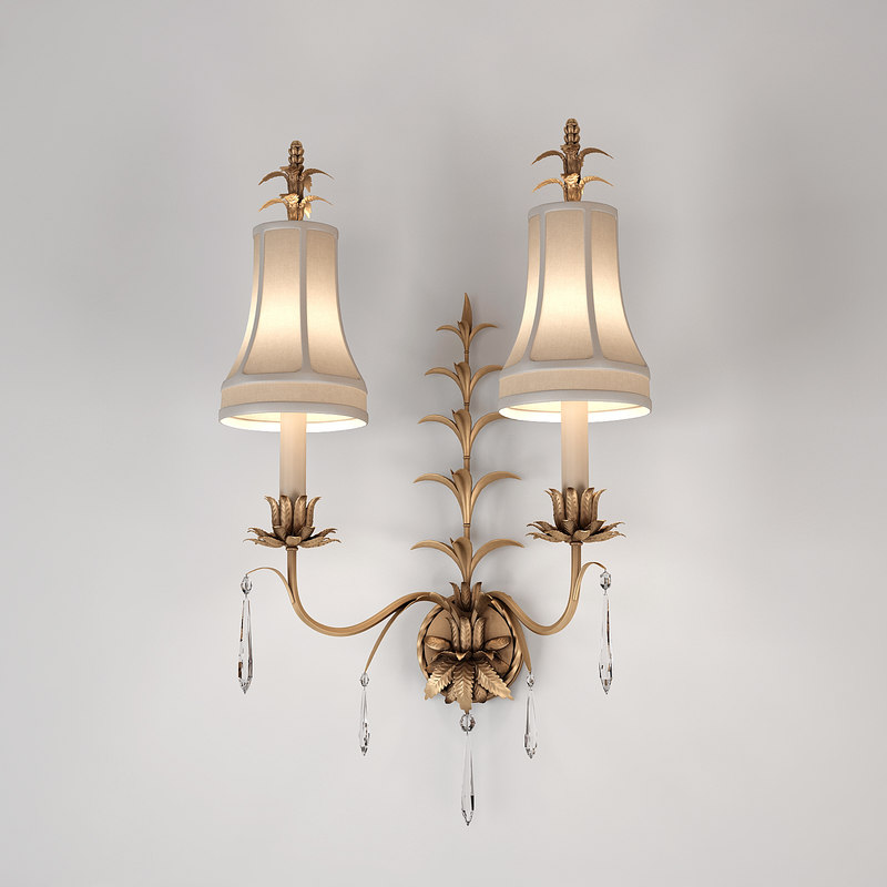 max fineart lamps sconce